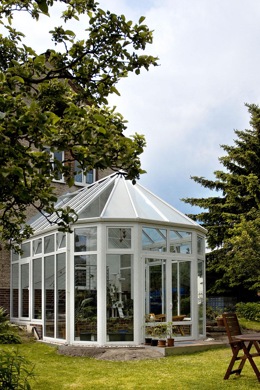 Wintergarten Kaulsdorf (Birkner Wintergärten)