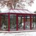 Gartenpavillon Kornmesser (Birkner Wintergärten)