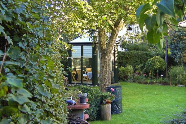 Gartenpavillon 1
