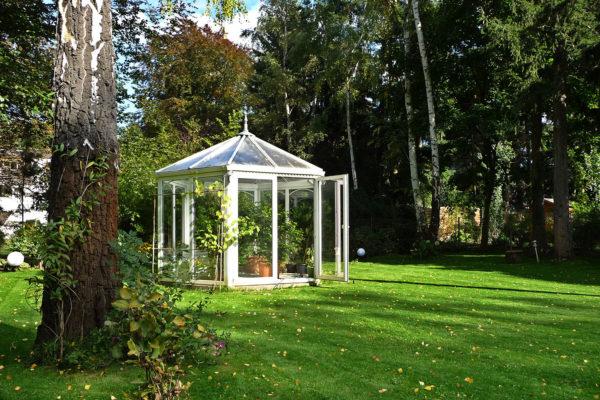 Gartenpavillon 2