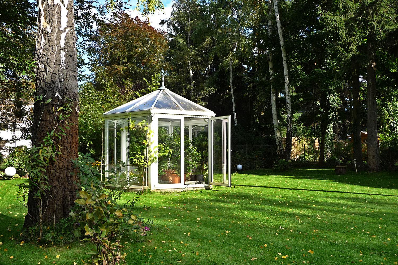 Gartenpavillon (Birkner Wintergärten)