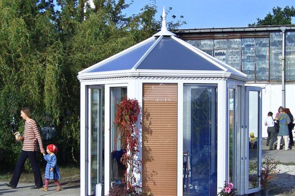 Pavillon Gartenausstellung 2