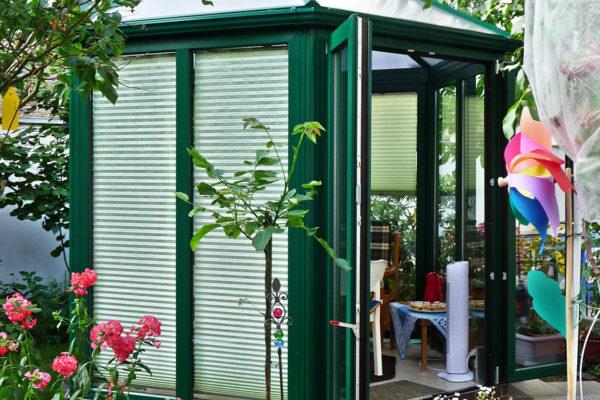 Gartenpavillon 3