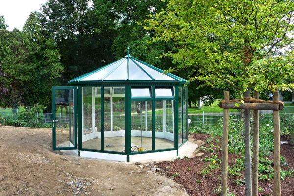 Gartenpavillon 4