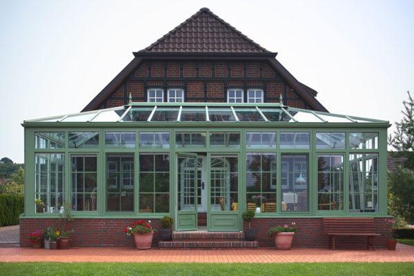 Wintergarten Schlunkendorf