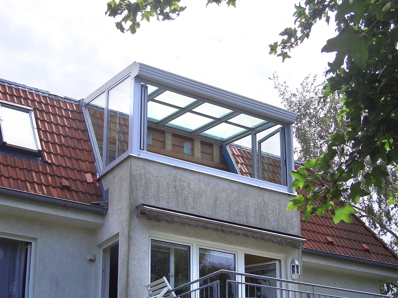 Wintergarten Schultz (Birkner Wintergärten)