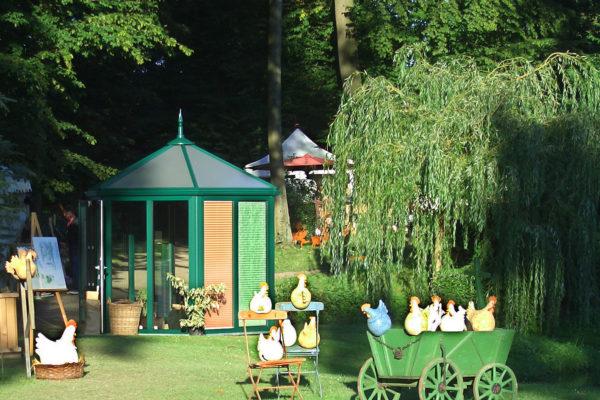 Pavillon Gartenausstellung 1