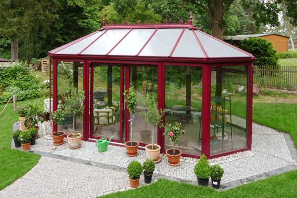 Gartenpavillon Biesenthal