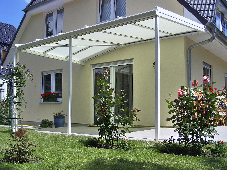 Terrassendach Biesdorf . Birkner Wintergärten (Foto: Birkner)