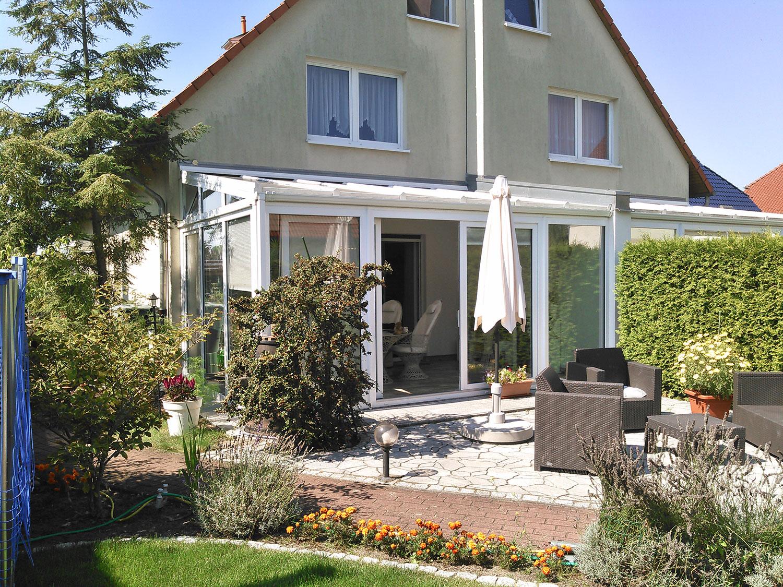 Wintergarten in Biesdorf . Birkner Wintergärten (Foto: Birkner)
