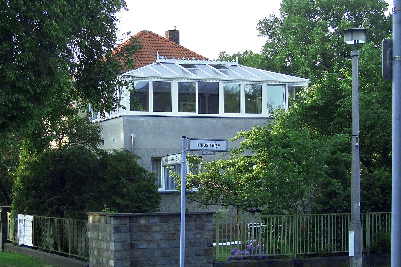 Wintergarten Frank (Birkner Wintergärten)